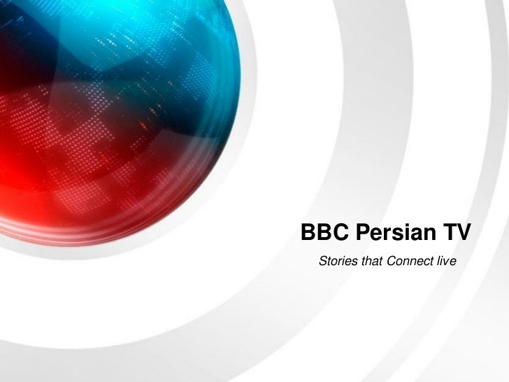 BBC Persian TV Stories that Connect live