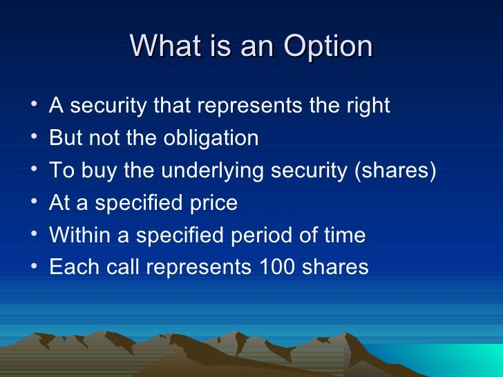 Stock Options What You Need To Know - Capitalism