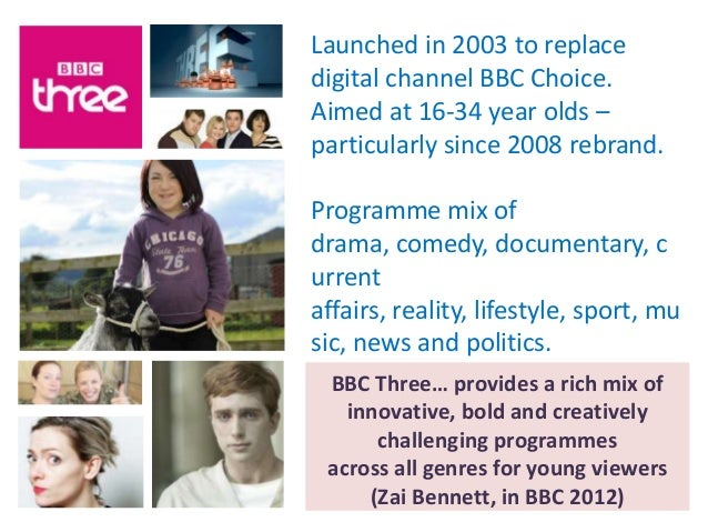 Bbc three, young people and faith Slide 2