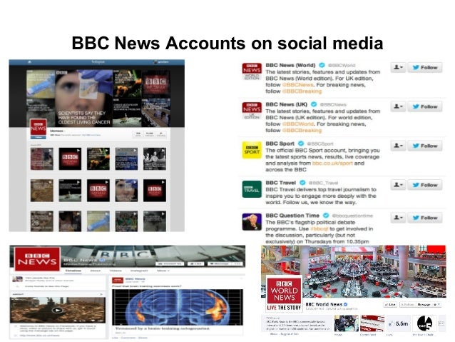 BBC Transformation Process into New Media