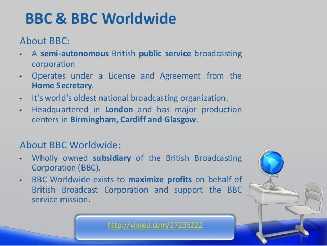 british broadcasting company bbc Welcome to bbc motion gallery  wwwgettyimagescom/ bbcmotiongallery  as bbc studios is a subsidiary of the british broadcasting  corporation.