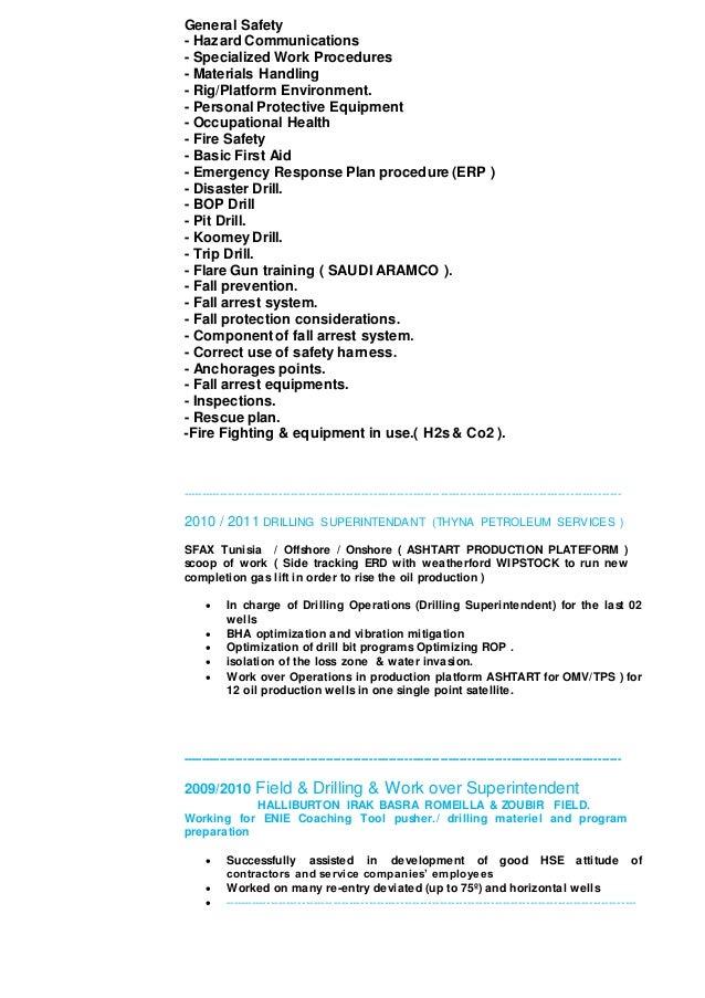 dsv resume  5