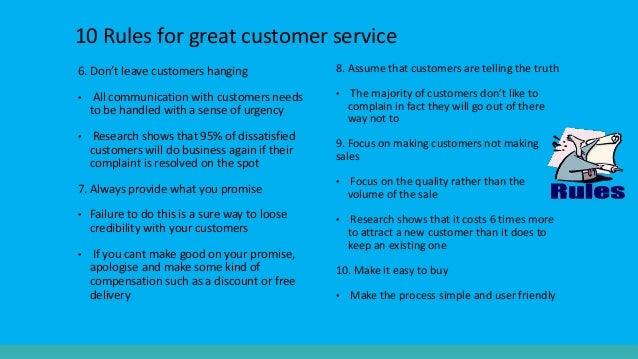 Pillars Of Customer Service Presentations Free PowerPoint Templates PPT Effective Customer Service  PowerPoint presentation free to download id c dd MDNjN