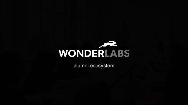 alumni ecosystem