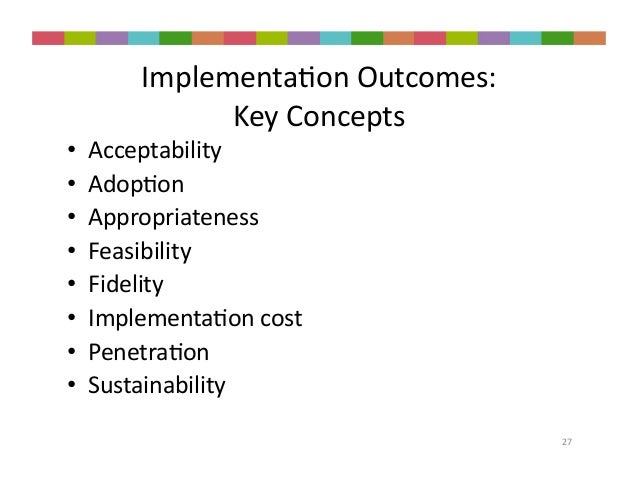Program planning, implementation and evaluation tools