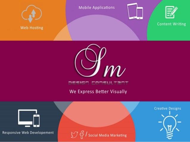Sm design consultant profile copy for Design consultancy company profile