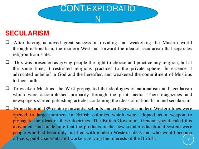 cause of muslim deterioration Muslim hindu religious interactions in the mughal empire: the birth  of this  cohesive system, which continued to deteriorate for centuries.