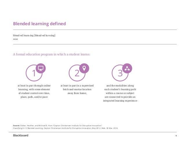 Explore Blended Schools   Blended Learning Universe