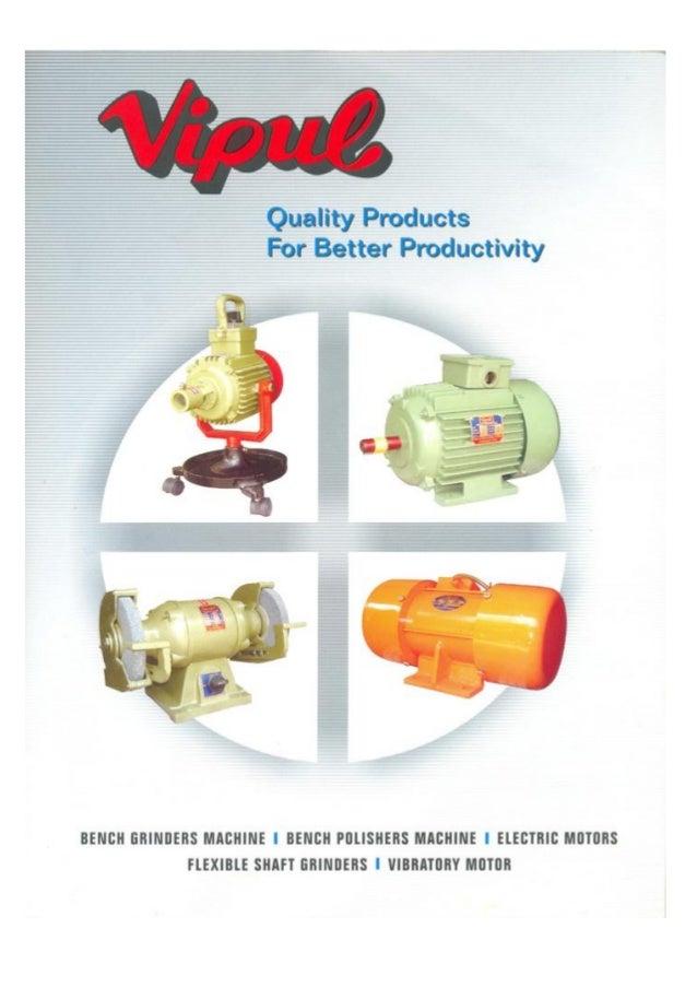 B & B Engineering Works, Ahmedabad, Industrial Grinders & Polisher