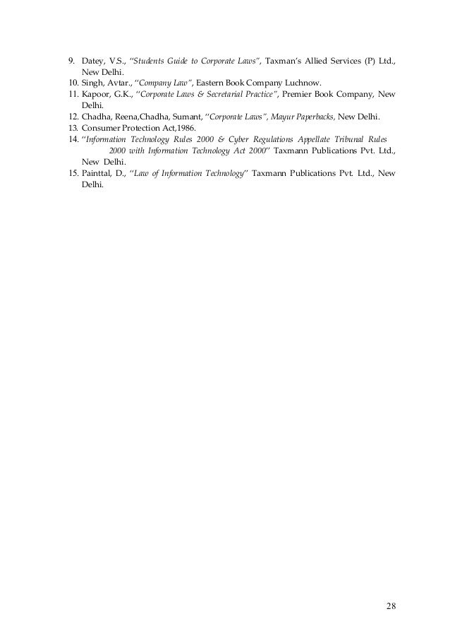 Mercantile law by n.d.kapoor