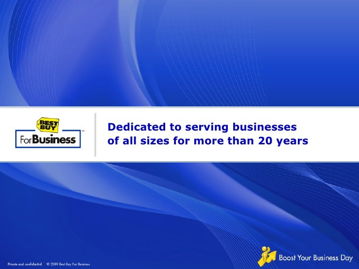 Dedicated to serving businesses of all sizes for more than 20 years
