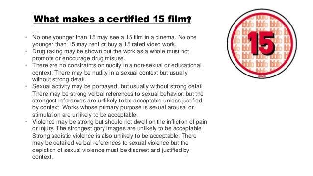 Bbfc guidelines Slide 2