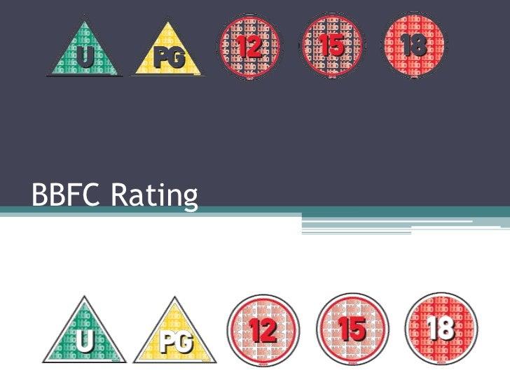 BBFC Rating