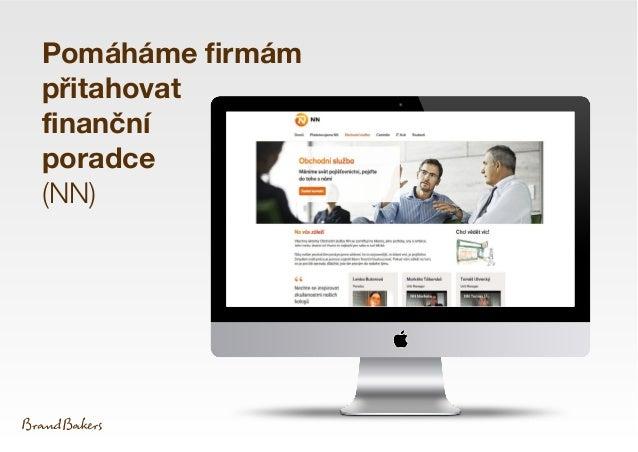Pomáháme firmám přitahovat finanční poradce (NN)