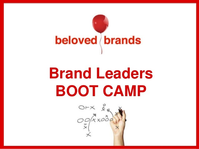 Brand Leaders BOOT CAMP