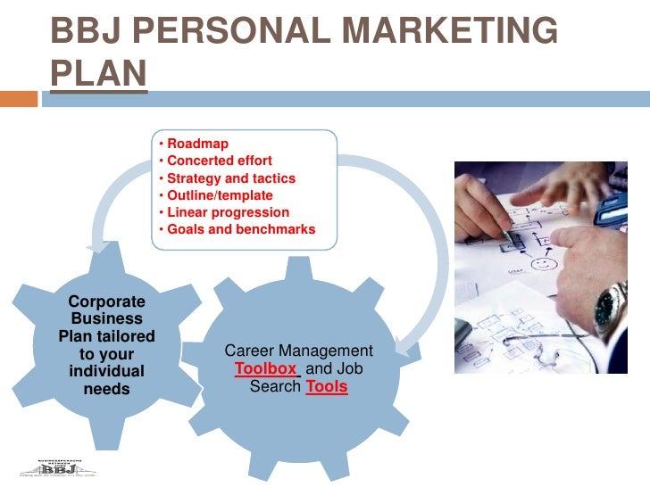 BBJ Personal Marketing Plan Intro