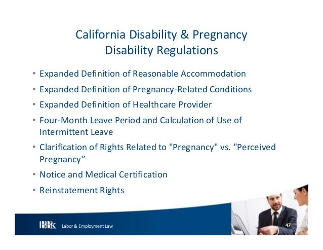 how to apply for pregnancy disability leave in california