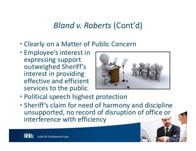 Protective service officer speech