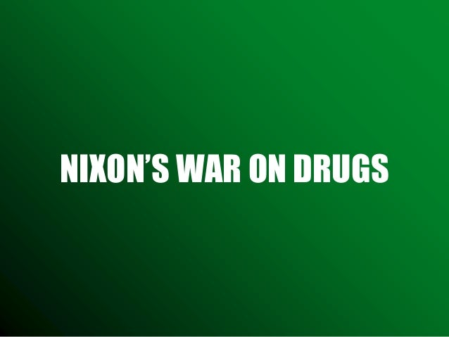 ideology of war on drugs legally A drug war fought on ideology it was grown and used by our founding fathers and was legal throughout most of this for drug war veteran rep.