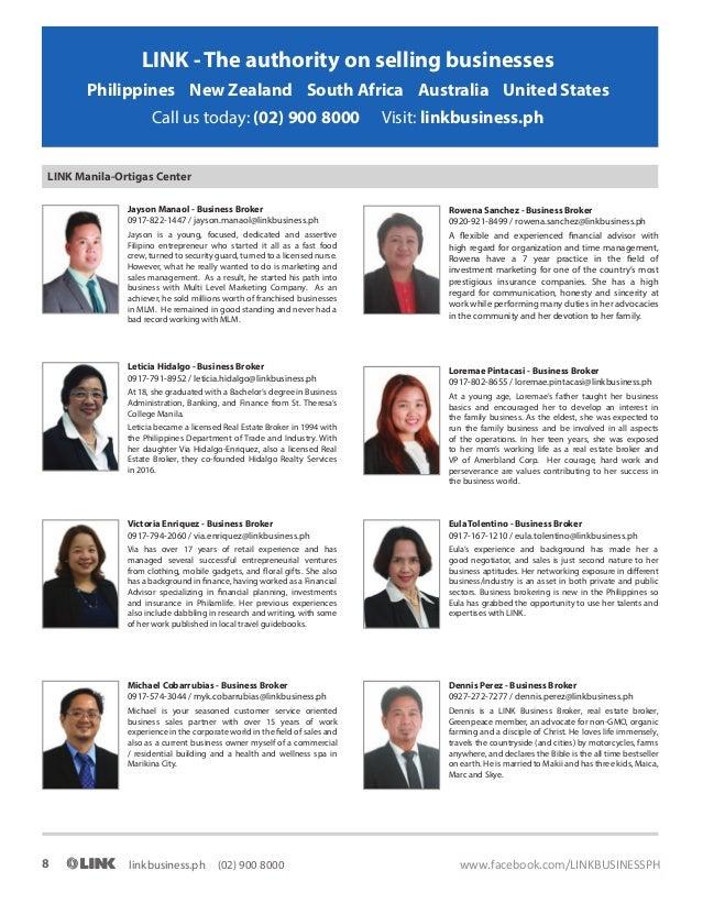 Businessbroker Magazine, Philippine Edition, Maiden Issue