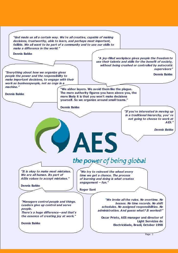 aes telasi case study