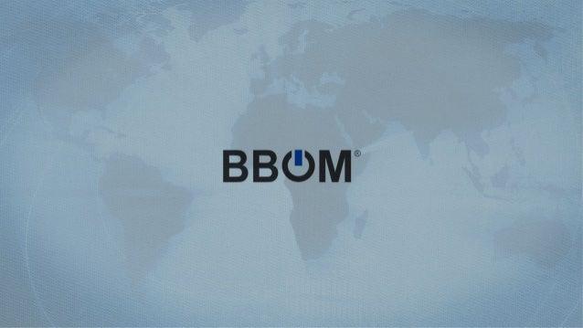 Melhor apresentação da bbom