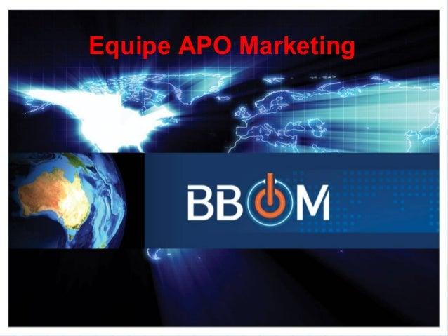 Equipe APO Marketing