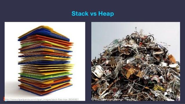 Stack vs Heap 2http://www.clipartpanda.com/clipart_images/stack-files-max-39545601 Photo: JohnNyberg, rgbstock.com