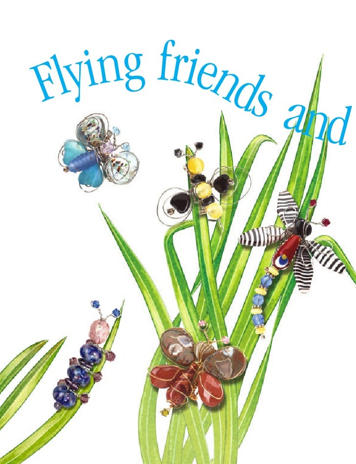 Flying friends                and