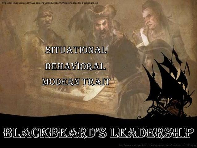 Blackbeard the pirate Slide 3