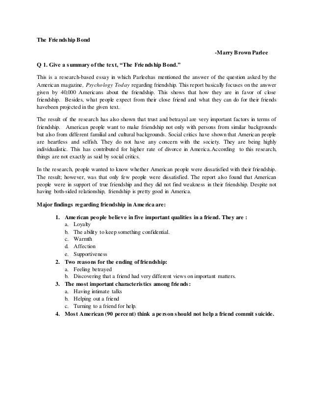 english essay year 5