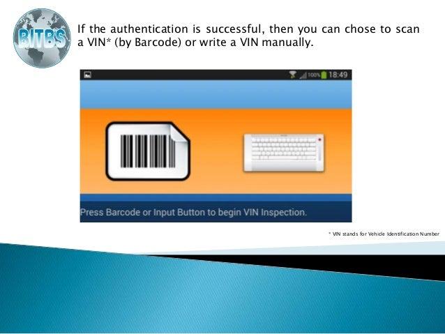 BITBS Autoparts Inspection System (Demo) V 1 0