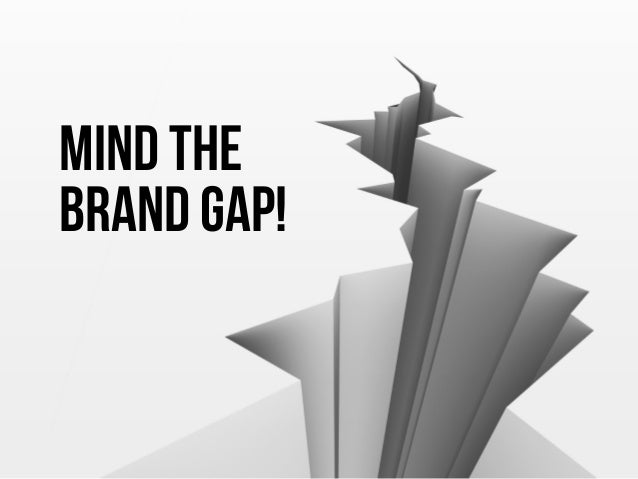 Remember: Branding is all about finding a competitive mental angle