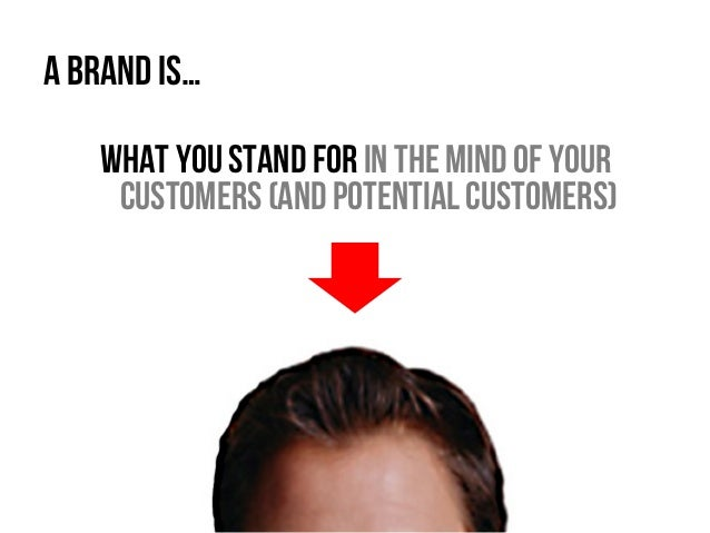 """""""A brand is the most valuable piece of real estate in the world: a corner of someone's mind"""" John Hegarty"""