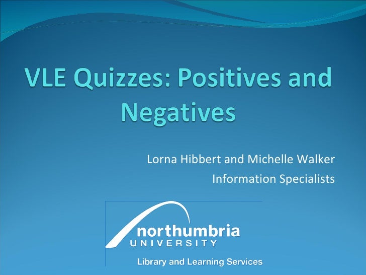 Lorna Hibbert and Michelle Walker            Information Specialists