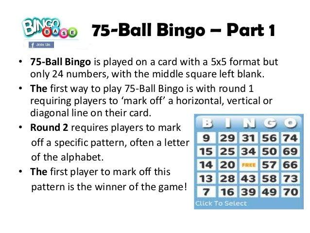 How to play Bingo! Where to Play Free Bingo!