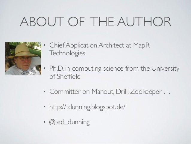 Buzzwords 2014 / Overview / part2 Slide 3