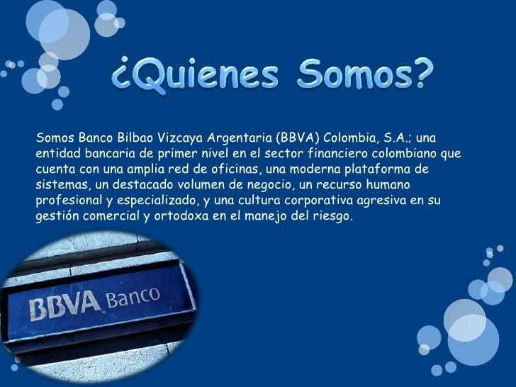 Condiciones finales banco bilbao vizcaya argentaria for Banco bilbao vizcaya oficinas