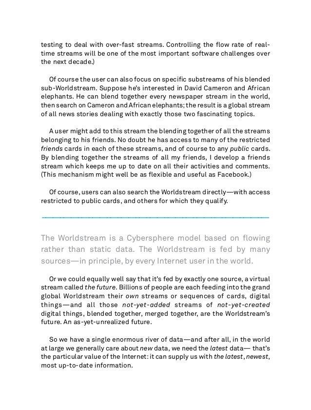 argumentative essay on internet