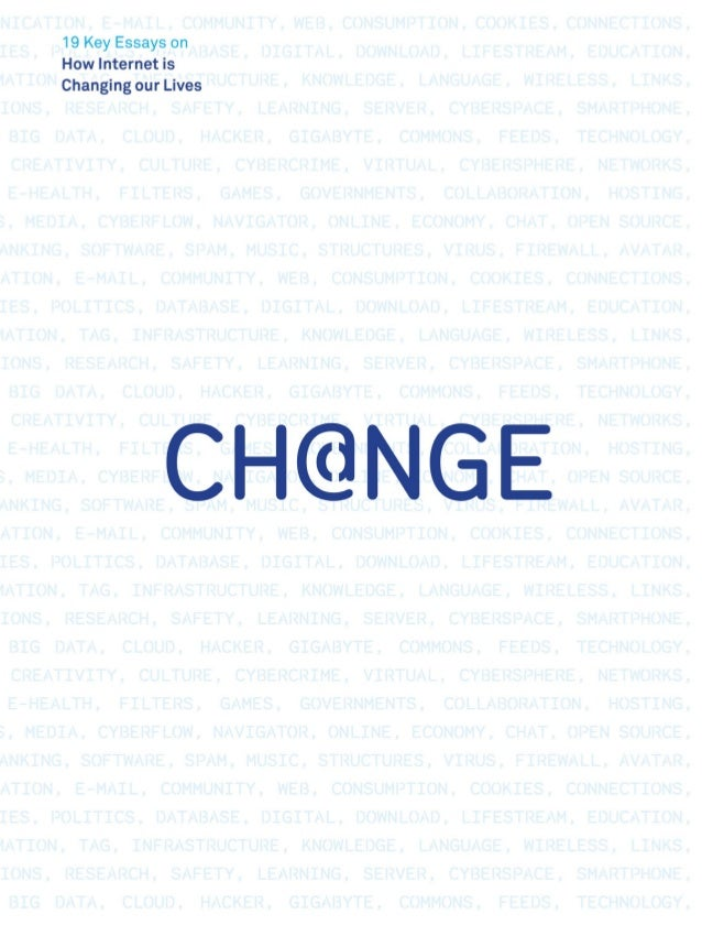 Essays on change