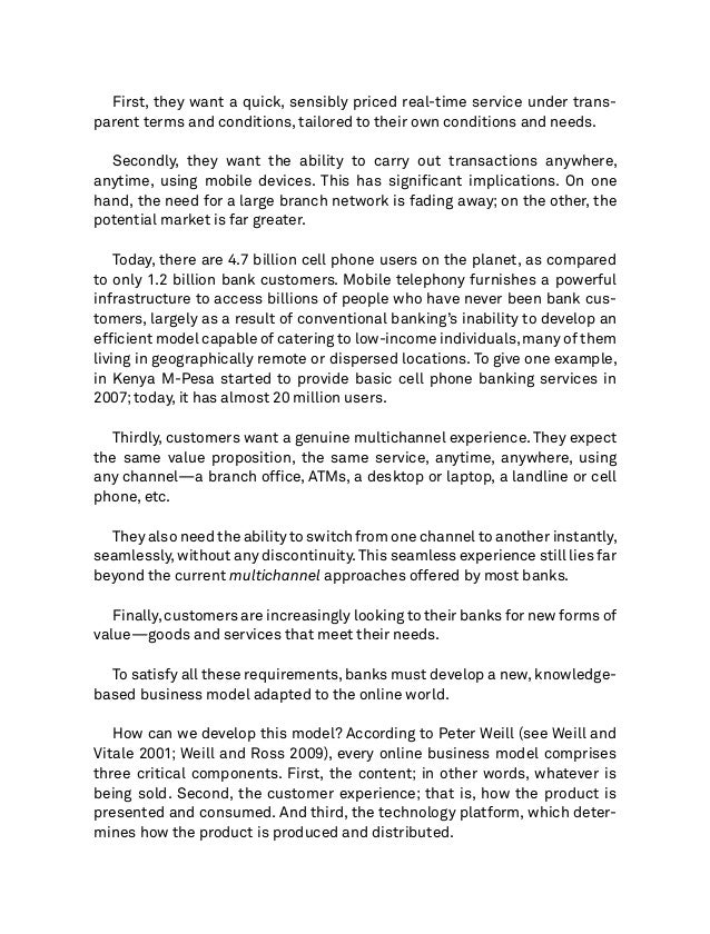 technology changing our lives essays
