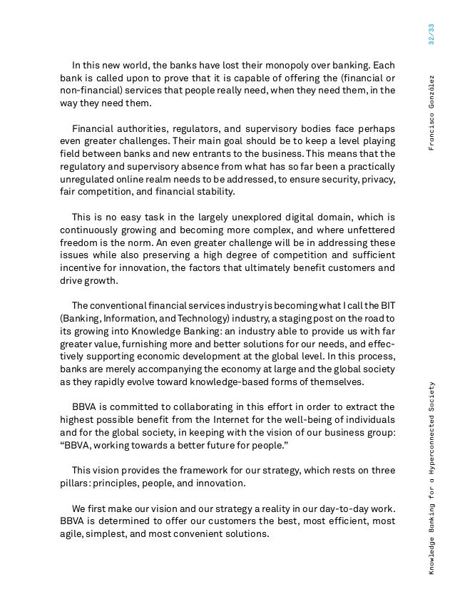 Bbva Openmind  Change   Key Essays On How Internet Is Changing Ou  English Essays For Students also My First Day Of High School Essay English As A Second Language Essay