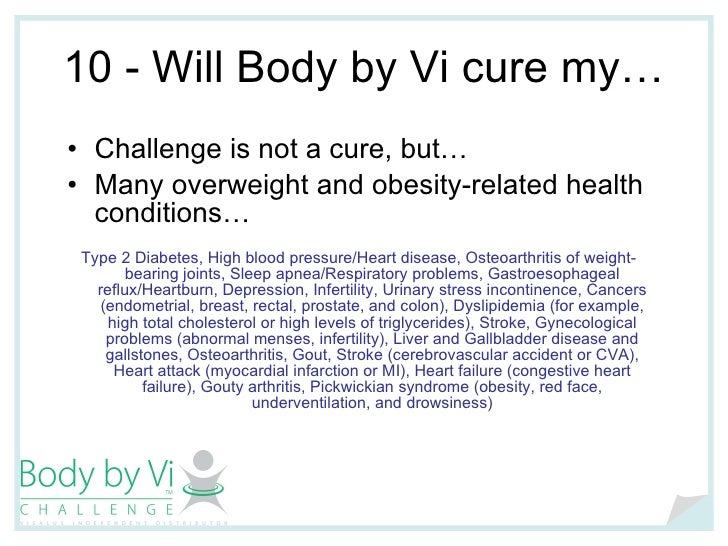 The Challenge - Body by Vi 90-Day Challenge