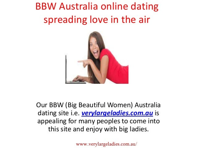 Dating website for big ladies