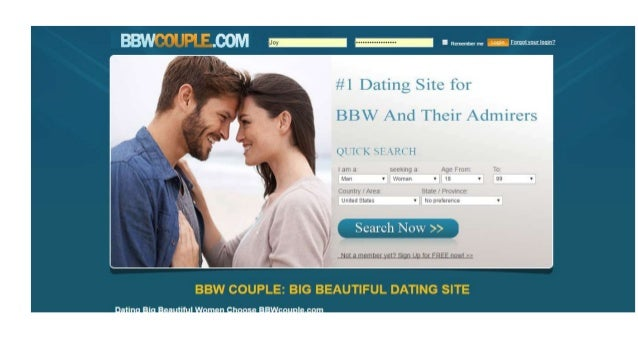 big beautiful dating websites