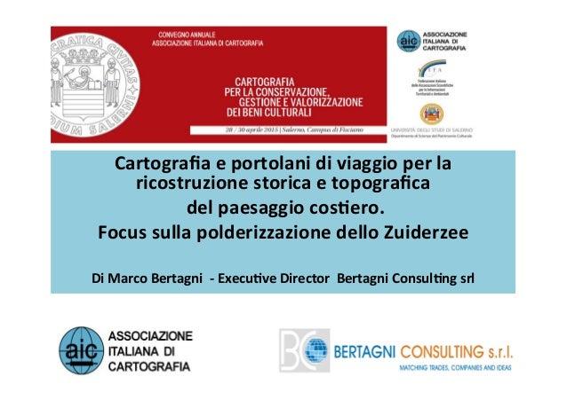Cartografia  e  portolani  di  viaggio  per  la   ricostruzione  storica  e  topografica     ...