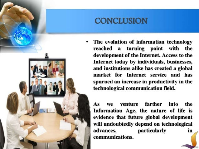 information technology in business communication
