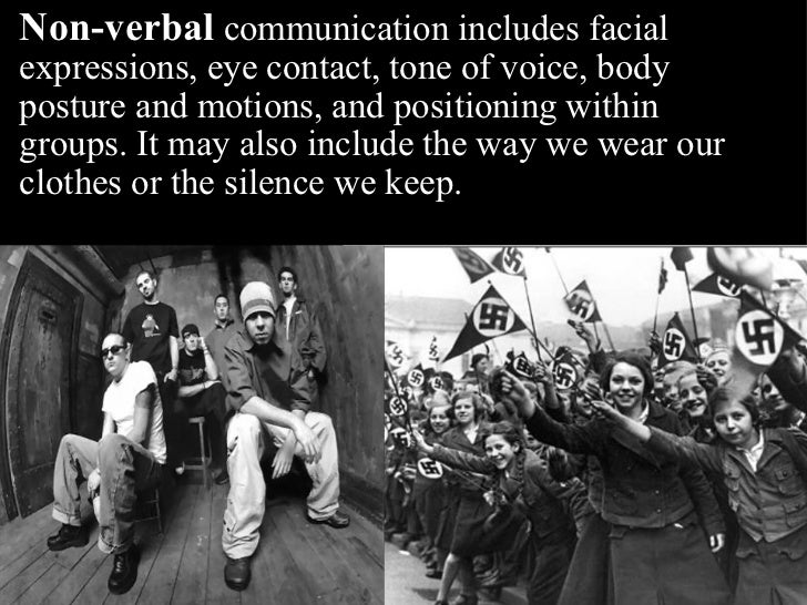 use of nonverbal communication in meetings Business professionals demonstrating effective verbal communication skills use spoken meetings verbal communication occurs in [nonverbal communication.