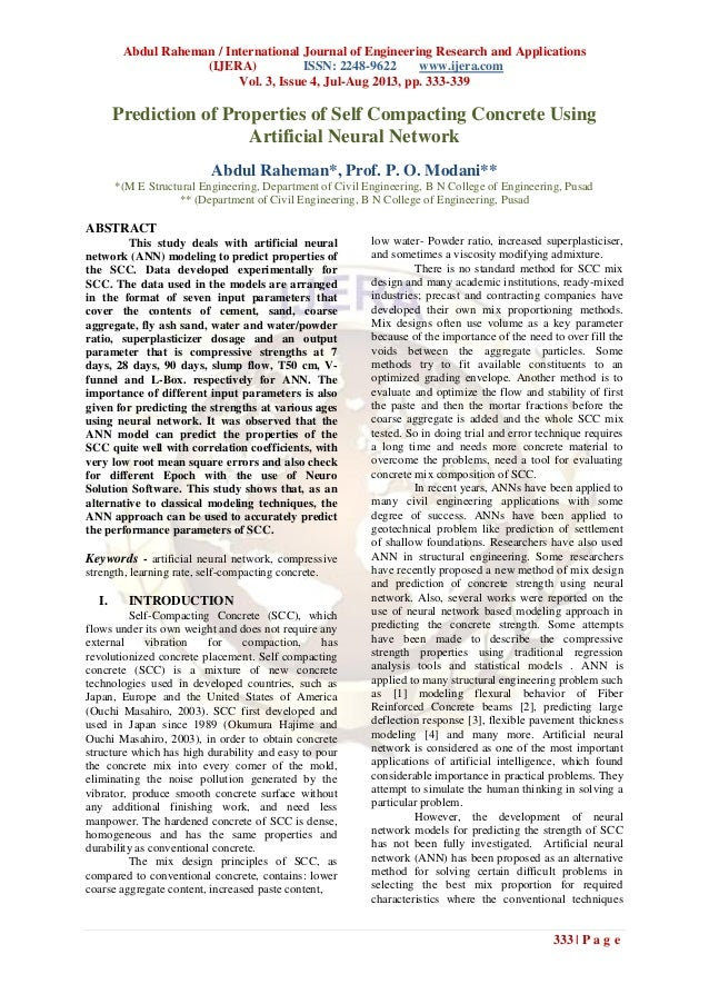 Abdul Raheman / International Journal of Engineering Research and Applications (IJERA) ISSN: 2248-9622 www.ijera.com Vol. ...