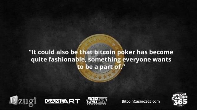 How to play bitcoin poker ccuart Choice Image